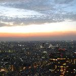 Zwielicht über Tokyo