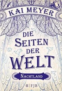 Kai Meyer - Nachtland - Cover
